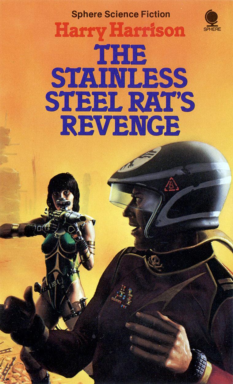 Stainless Steel Rat Pdf